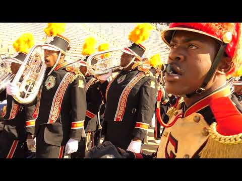 Grambling State University Band - Marching into State Fair Classic (2017) [4K]