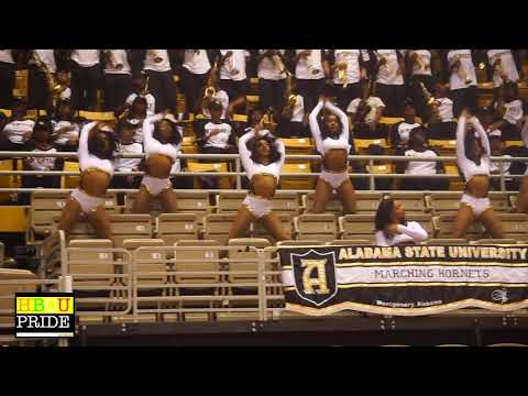 Alabama State University I Stingettes I 2018 ASU Jamboree