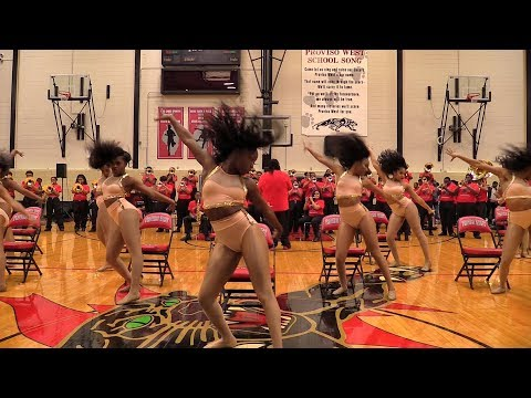 The Diamond Dancers of Proviso West 2018 - XO Tour Llif3
