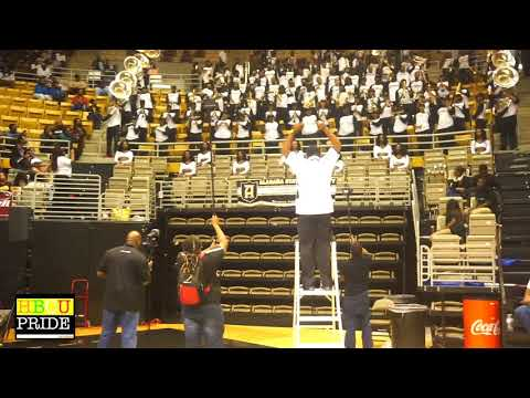 "Alabama State University I Mighty Marching Hornets I ""Whip That Trick"""