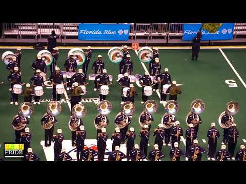 "FAMU (Marching 100) performing ""The Hills"""