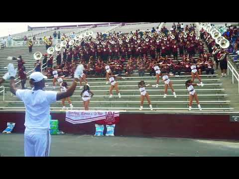 "2018 AAMU Marching Maroon & White | ""Havana"""