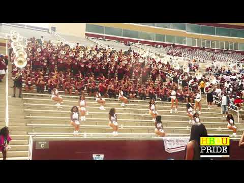 """2018 AAMU Marching Maroon & White 