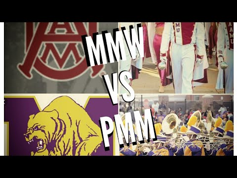 "Alabama A&M University(AAMU) Vs Miles College | ""5th Quarter"" 2018 @ Louis Crews Classic"
