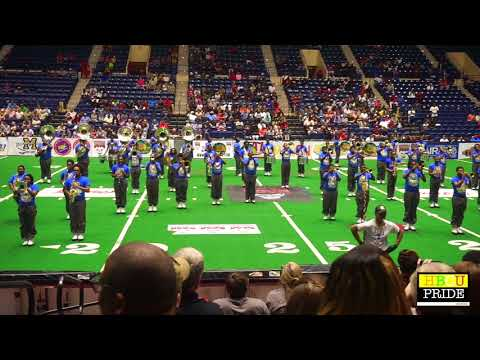 Albany State University I Marching RAMS Show Band I 2018 Georgia Doom GAME