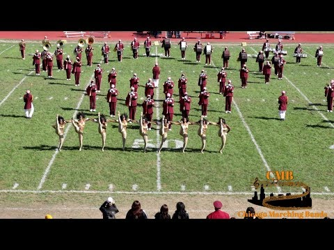 Central State University Band Homecoming Show 2018