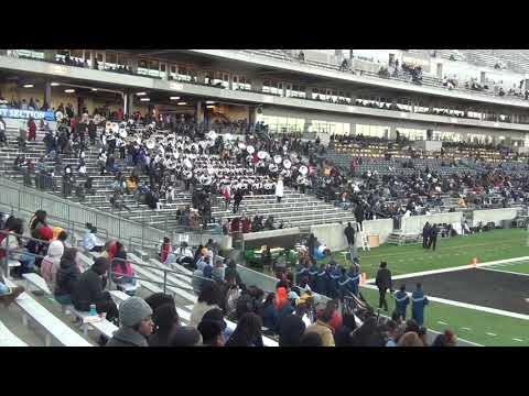 JSU vs ASU Tuba Fanfare Battle 2018