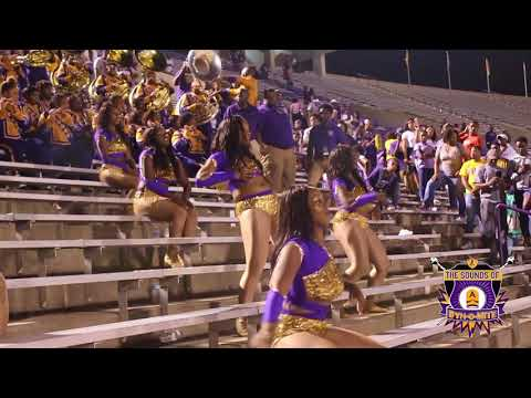 """Alcorn State Sounds of Dyn-O-Mite - """"Big Shoes"""""""