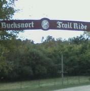 bucksnort trail ride