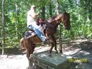 roaney and i at natchez trace