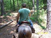 riding at natchez trace