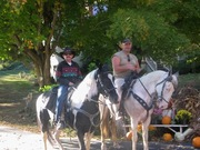 My Indiana Trail boss Hood and great friend Joe and Snowman...