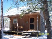 Our cabin At Many Cedars