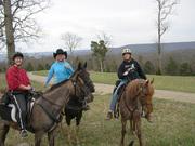 Circle E Trail Ride / 3-21-09