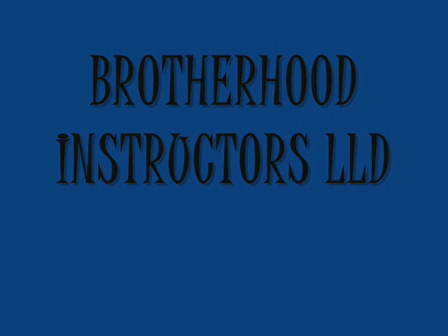 Brotherhood Instructors
