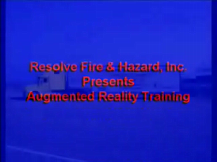 Augmented Reality Mobile Training Unit