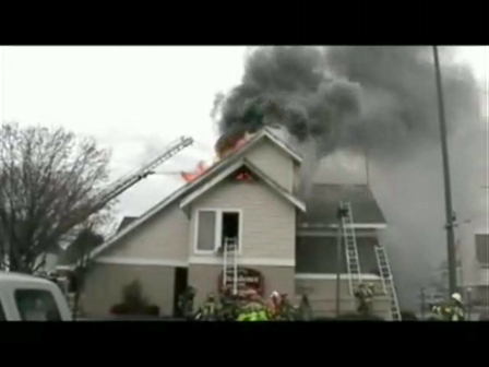 Firefighter CLOSE CALL Solid Stream