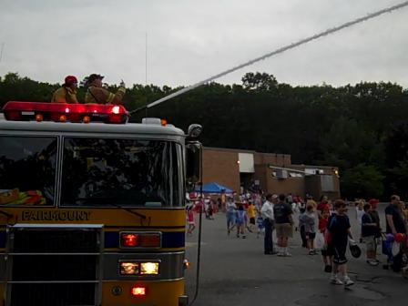 Fire Prevention Fairmount Fire
