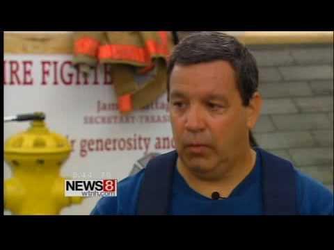 Firefighter Returns to Full Duty after Work Hardening Program