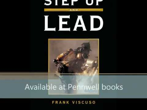 Step Up and Lead - Book Preview
