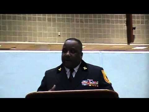 Keynote Address 2013: John Alston - The New Fire Fighter