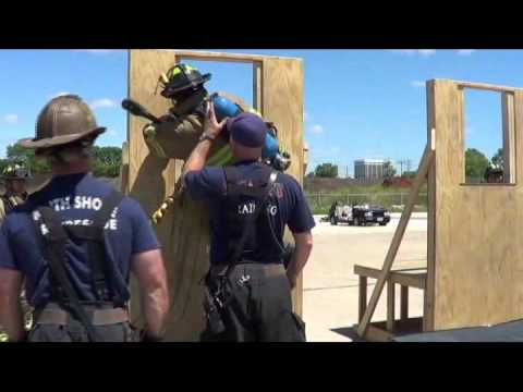 """Firefighter Emergency Bailout Technique - The """"Hang and Drop"""""""