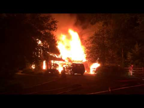 Laytonsville House Fire