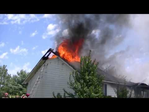 Selma (NC) House Fire