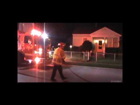 Portsmouth (VA) Structure Fire
