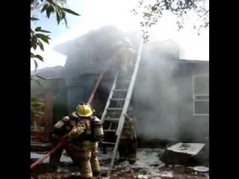 Cedar Hill (NM) Structure Fire
