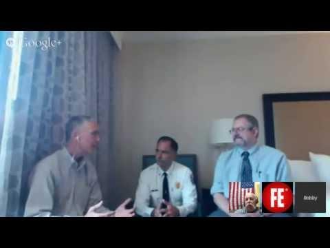 Bobby Halton, Dan Madrzykowski, & Chief Marc Bashoor discuss the 57 Avenue Fire
