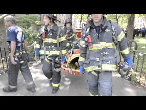 Three Children Rescued From Brooklyn Fire
