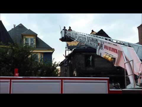 Buffalo FD 1+ Alarm w/ Relief