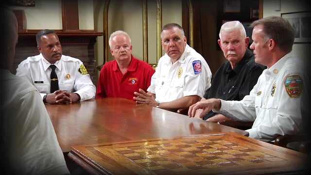 Giving Courage: LODD Chiefs Speak