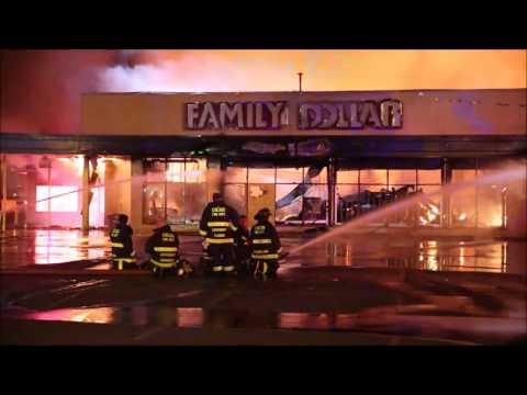 Chicago 3-11 Alarm Dollar Store 9-12-16