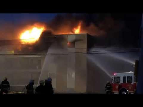 Philadelphia (PA) 4-Alarm Fire