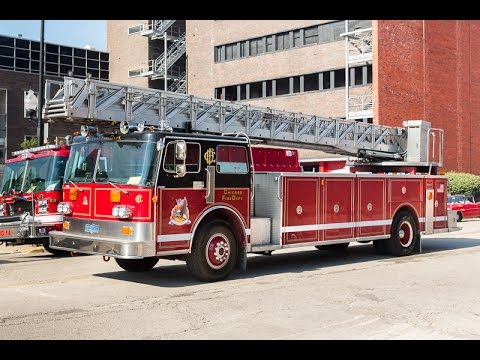 Chicago Fire Academy Muster 2016