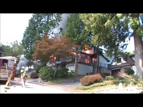Coquitlam House Fire