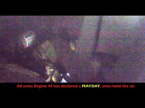 Lansing (MI) Mayday and Firefighter Rescue
