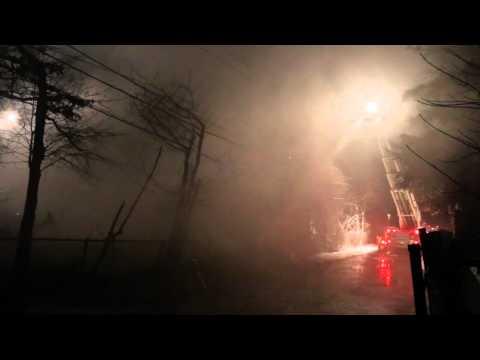 4-Alarm Edison (NJ) DPW Fire