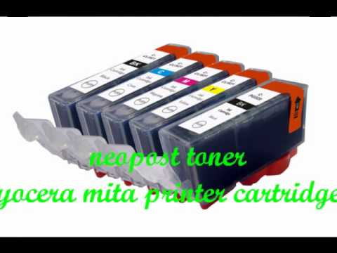 kyocera mita printer cartridges