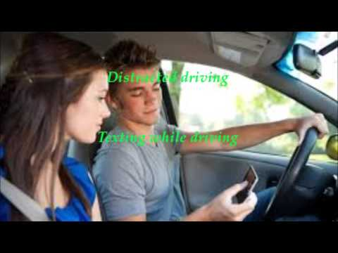 Safe driving Mobile control