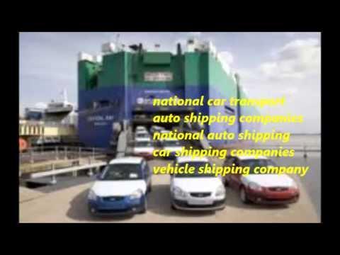 Auto Shipping Companies