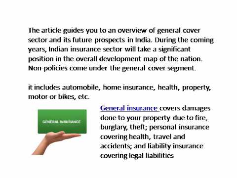 Get aware of the crux of general insurance policy