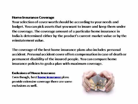 Compare & Buy Best Home Insurance Plans Online in India