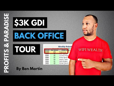 Global Domains International | $3K GDI Login Proof (2018 Review)
