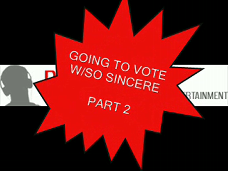 RAPHEAD EXCLUSIVE VOTING WITH SO SINCERE PART 2