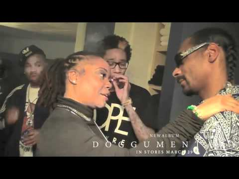 Boss Dogg Meets Wiz Khalifa's Mom