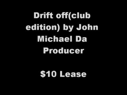 Drift off (Club edition) instrumental