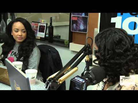 Interview With Lore'l [LHHNY] At The Breakfast Club Power 105.1